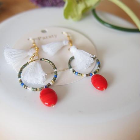 mijas pierces/Earrings