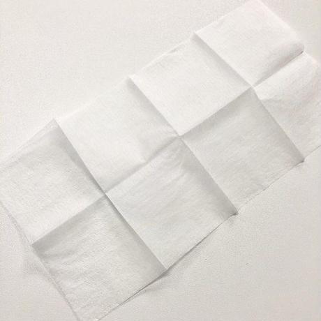 マカロンマスク 医療用不織布ガーゼ3枚付き
