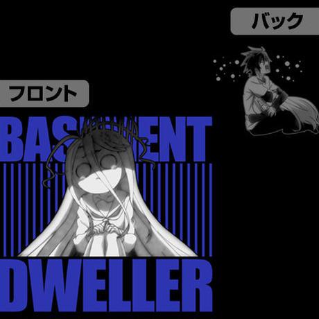 【二次元COSPA】ひきこもりの『  』(くうはく)Tシャツ [ノーゲーム・ノーライフ]