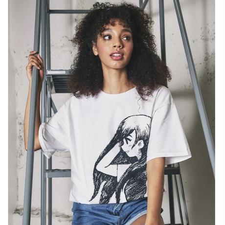 【OMORI】MARI  T-Shirt【OMOCAT】