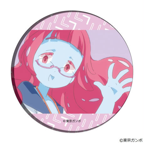 【A3】東京ガンボ 缶バッジ 1BOX(5種入り)