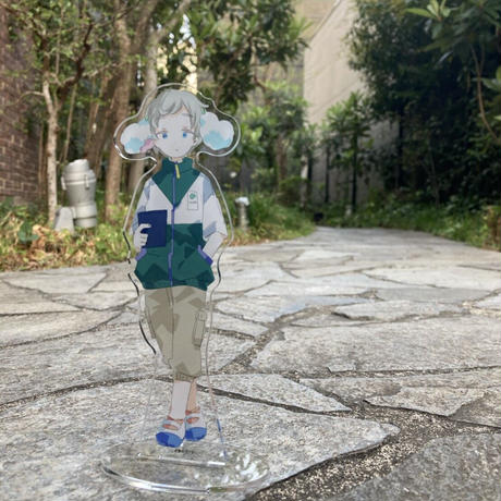 【A3】東京ガンボ キャラアクリルフィギュア
