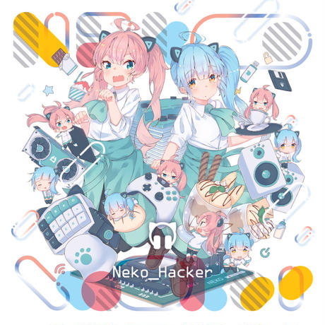 【Neko Hacker】Neko Hacker(CD)