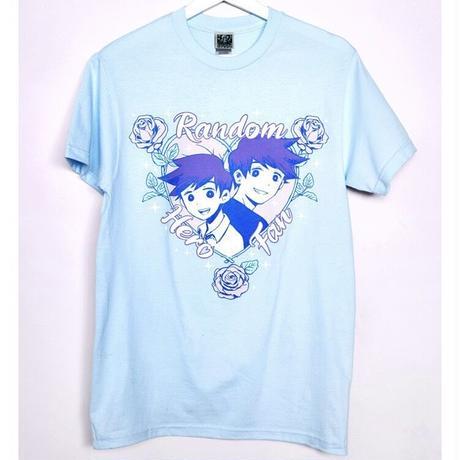 【OMORI】HERO FAN  T-Shirt【OMOCAT】