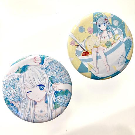 【YUtuKI/明晰夢】缶バッジ2