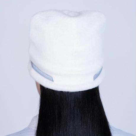 【chloma[クロマ] 】リフレクファーリーキャップ
