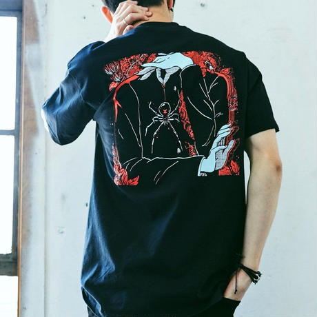【OMOCAT】WIDOWBOY Pocket T-Shirt