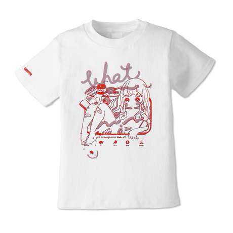 【バーチャルリアルT】ひかがみひなみ Tシャツ