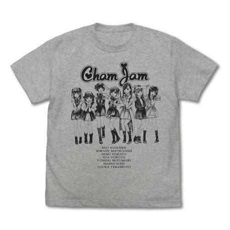 【二次元COSPA】ChamJamメンバー Tシャツ  [推しが武道館いってくれたら死ぬ]