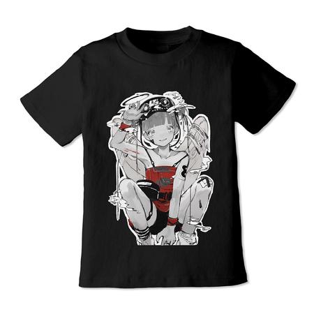 【バーチャルリアルT vol.2】kikiyu Tシャツ [特典バーチャルDLコード付]