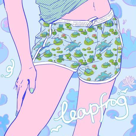 【宇宙サマー】LEAPFROG BOARDSHORTS