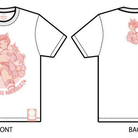 【思春期マーブル】おはぎちゃん  aくん Tシャツ