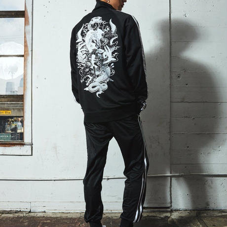 【OMOCAT】BAD HABIT Track Jacket