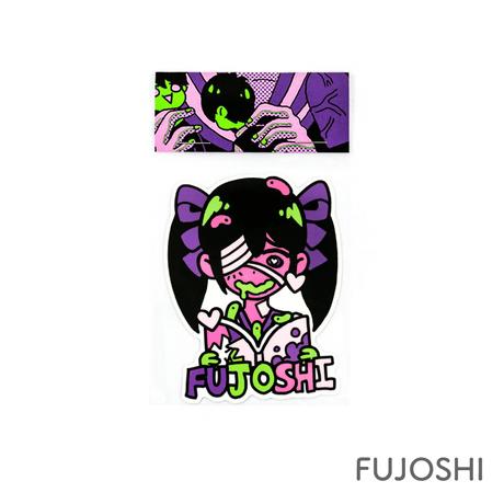 【OMOCAT】オリジナルキャラクターステッカー