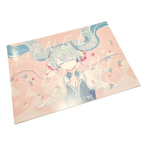 【YUtuKI/明晰夢】ANGEL MIKU BOOK