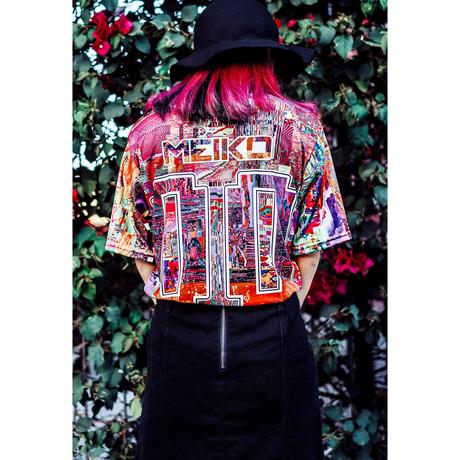 【OMOCAT×MEIKO】MEIKO Jersey Shirt