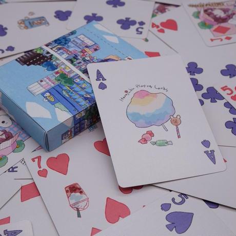 Harajuku Playingcards