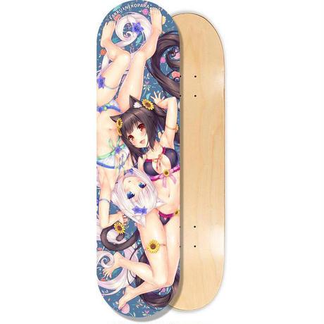 【FAKKU】Nekopara Skateboard