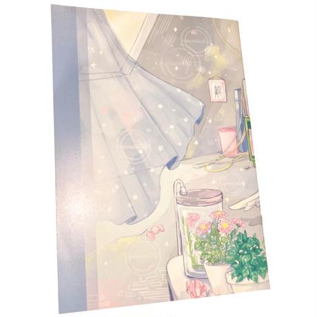 【YUtuKI/明晰夢】YUtuKI ART BOOK 06