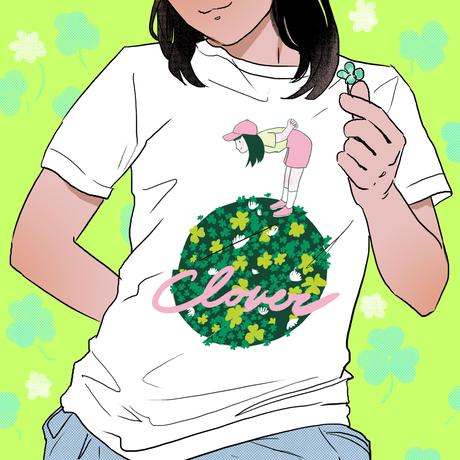 【宇宙サマー】CLOVER T-SHIRT