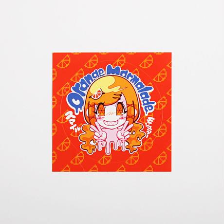 【Yuki】スウィートガールズステッカー