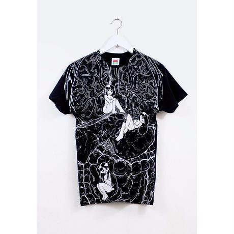 【OMOCAT】ORGANGIRLS T-Shirt