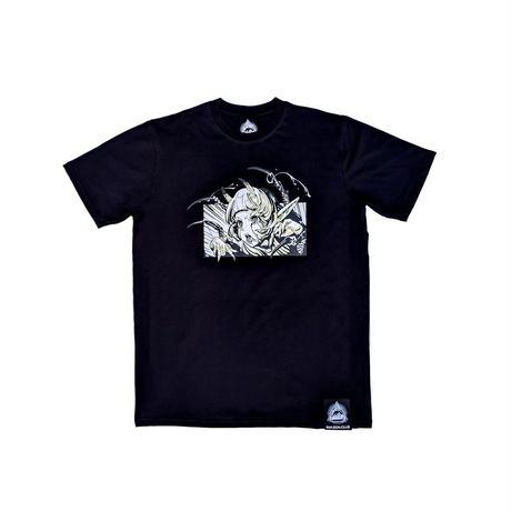 【Invasion club】「叱咤」Tシャツ