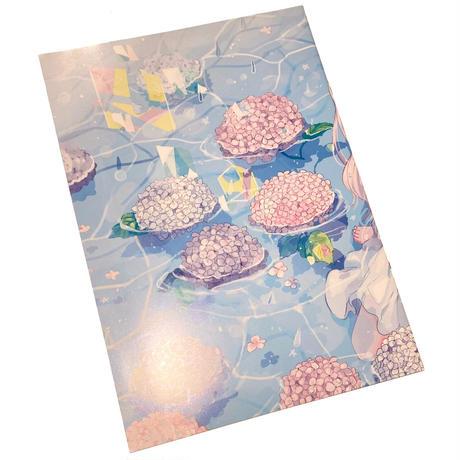 【YUtuKI/明晰夢】YUtuKI ART BOOK 07