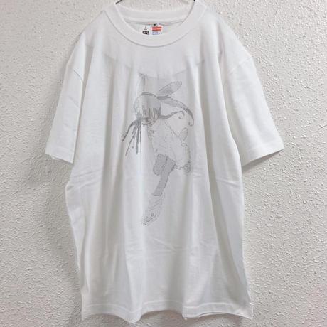 【ゆーきん】ちーAA Tシャツ