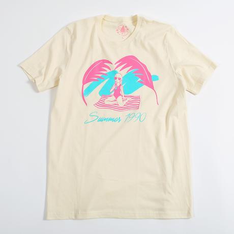 【宇宙サマー】SUMMER 1990 T-SHIRT