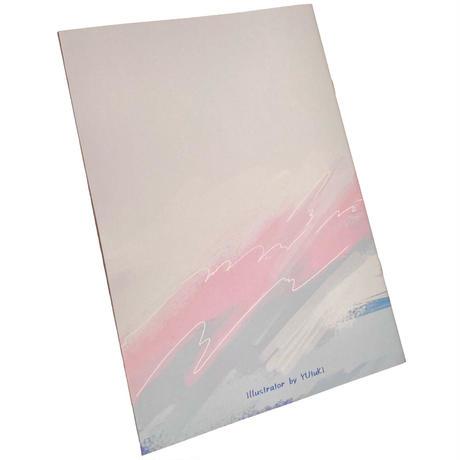 【YUtuKI/明晰夢】YUtuKI ART BOOK 09