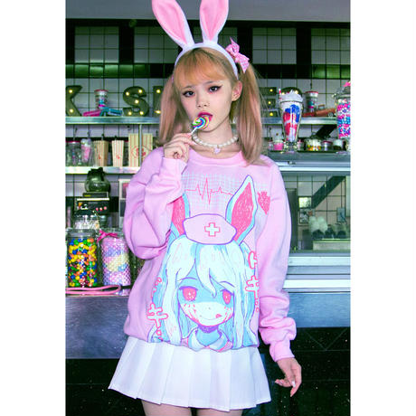 【OMOCAT】NURSEBUNNY Sweater
