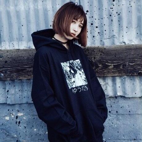 【OMOCAT】SUDDEN RAIN Hoodie