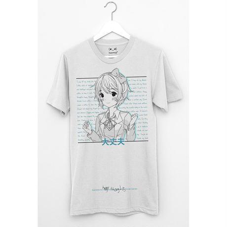 【kaomoji x Doki Doki Literature Club】Sayori  T-shirt