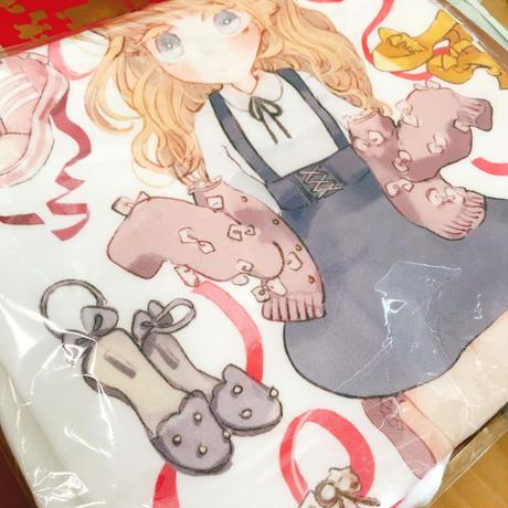 【ひかがみひなみ】くつTシャツ