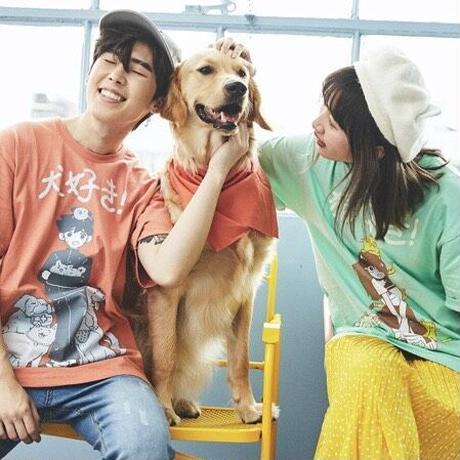 【OMOCAT】DOG T-Shirt
