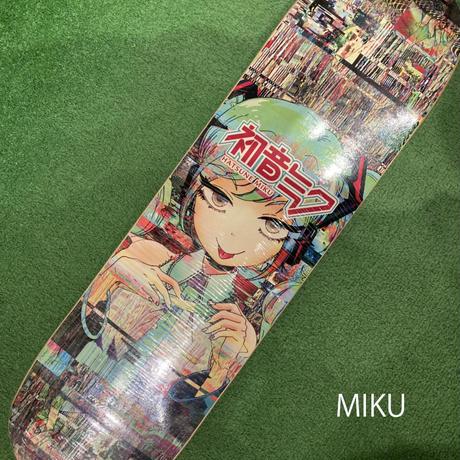 【OMOCAT】スケートボードデッキ