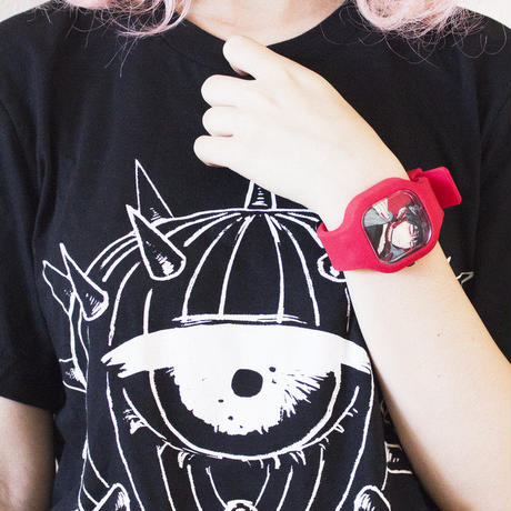 【OMOCAT】FISHBOY Wristwatch