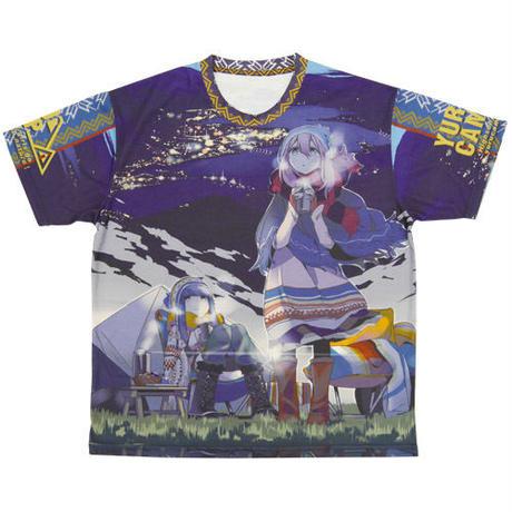 【二次元COSPA】ゆるキャン△ 両面フルグラフィックTシャツ [ゆるキャン△]