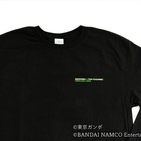 電音部 GraphersRock ver L/S Tee shirts