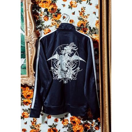 【OMOCAT×REM】PARASITE Track Jacket