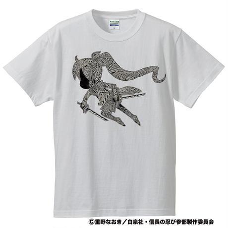 【Apsu】信長の忍び×Apsu コラボTシャツ