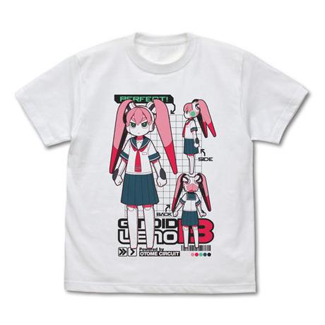 【二次元COSPA】ウエノ13号 Tシャツ [上野さんは不器用]