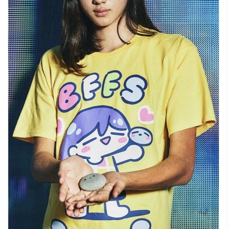 【OMORI】KEL AND FRIEND  T-Shirt【OMOCAT】