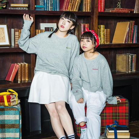 【jmx】#daisukyyclub SWEAT SHIRT GIRLFRIEND