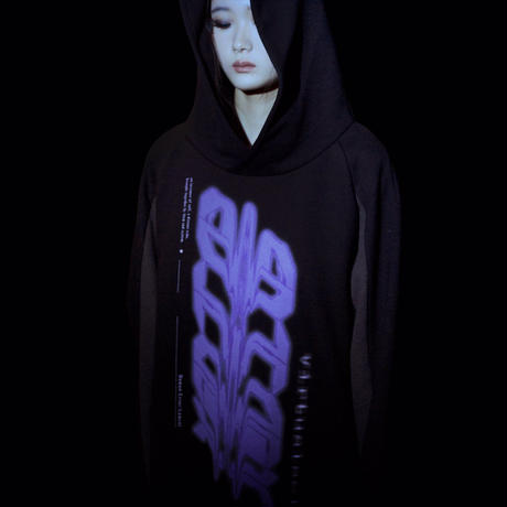 "【Virtual Self×Chloma】""Distant"" Sweat Parka"