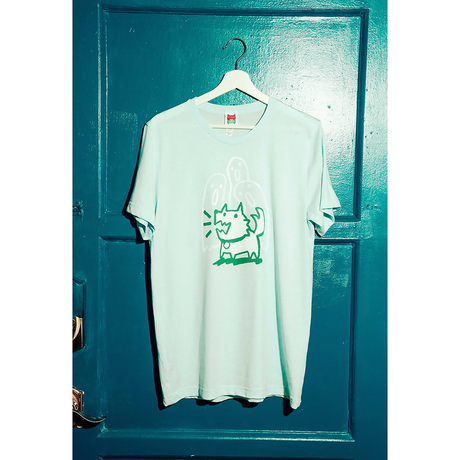 【OMOCAT】GHOSTHUNTER T-Shirt