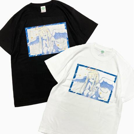 【YUtuKI×PARK】天使Tシャツ