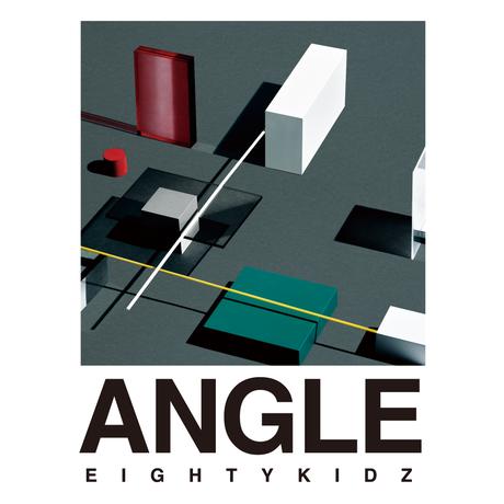 80KIDZ - ANGLE カバーアートTee