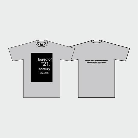 80KIDZ - 21世紀 Tee (glay)